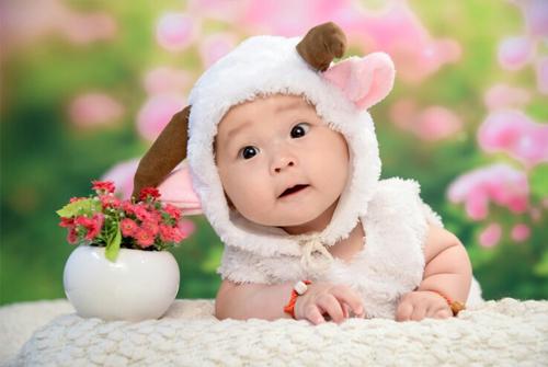 小孩百天祝福语-孩子一百天祝福语
