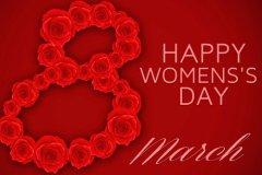 三八节祝福语短句 三八妇女节快乐祝福语