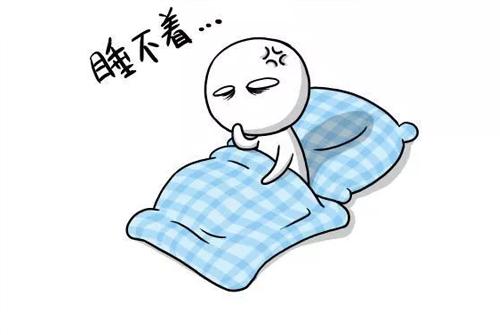 晚上睡不着的说说-心情不好失眠的句子