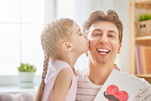 形容爸爸宠女儿的句子-描写父爱的优美句子
