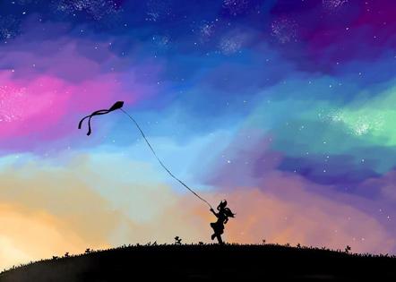 描写蜈蚣风筝的优美句子