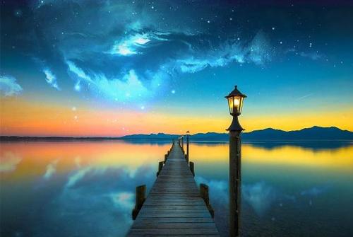 夜深人静超伤感的说说-适合夜深人静发的说说