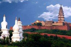 寺院清净赞美句子-描写寺庙心静的句子描写